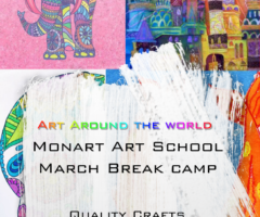 Registration for the March Break Camp 2018